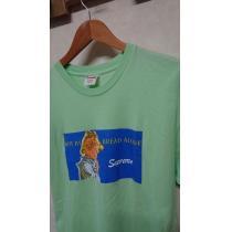 SUPREME スーパーコピー bread alone Tee Tシャツ T shirt L ミント-1