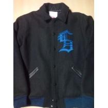 10a/w varsity jacket ブラック M-1