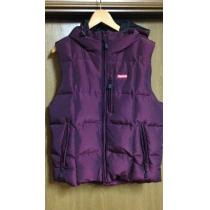 新品同様 14FW SUPREME コピー Iridescent Puffy Vest