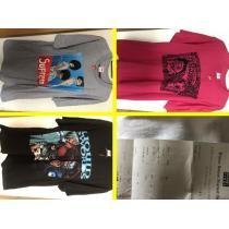 夏の着回し3色Tシャツ3枚セット★SUPREME スーパー コピー★ロゴTee-1