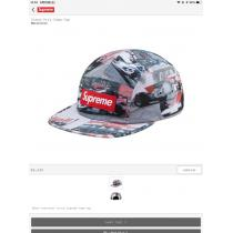Grand Prix Camp Cap SUPREME スーパー コピー キャップ