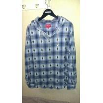 SUPREME スーパー コピー Shadow Plaid Hooded Shirt M-1