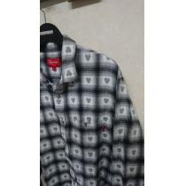 SUPREME コピー HEARTS スーパーコピー Plaid Flannel Shirt ハートチェックシャツ L-1