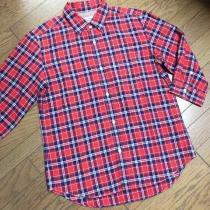 美品JOURNAL STANDARD スーパーコピー チェックシャツ 日本製 ジャーナル-1