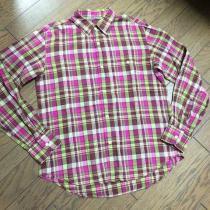 美品JOURNAL STANDARD  チェックシャツ 日本製 ジャーナル-1