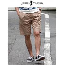 ジャーナルスタンダード スーパーコピー*journal STANDARD コピー★コットンイージーショートパンツ(L)/新品-1