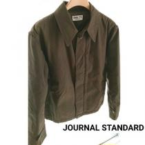 JOURNAL STANDARD  ミリタリー ジャケット ブルゾン カーキ M-1