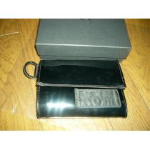 STUSSY スーパー コピーステューシー スーパー コピー×PORTERウオレット黒ポーター財布箱付き-1