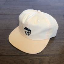 即決 STUSSY スーパーコピー SMALL STOCK LOCK STRAPBACK CAP-1