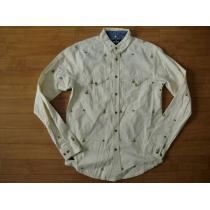 10DEEP テンディープ 刺繍 シャツ M-1