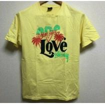 STUSSY コピー ステューシー スーパー コピー one love Tシャツ 記念 限定 コラボ-1