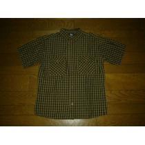 STUSSY スーパーコピーステューシー コピーチェックシャツS茶系半袖-1