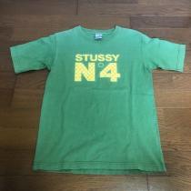 即決 STUSSY スーパー コピー ステューシー スーパーコピー N°4 Tシャツ Sサイズ-1