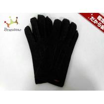 DKNY スーパー コピー(ダナキャラン ) 手袋 レディース美品  ダークグレー ウール-1