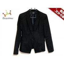 DKNY コピー(ダナキャラン スーパー コピー) ジャケット6 レディース 黒-1
