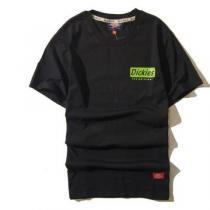 Dickies コピー 半袖Tシャツ Mサイズ gresmall黒 ディッキーズ -1