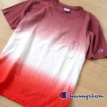 超美品 M チャンピオン スーパーコピー リバースウィーブ メンズ Tシャツ-1