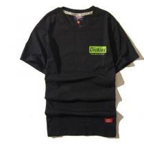 Dickies スーパー コピー 半袖Tシャツ Lサイズ gresmall黒 ディッキーズ スーパーコピー-1