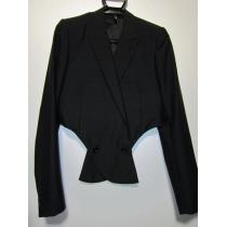ディオールオム 06変形ピークドジャケットスーツ-1
