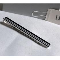コピー美 Dior HOMME スーパーコピーディオールオム コピー コンビカラーネクタイピン シルバー×ブラック タイバー-1