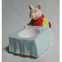 コピー限定 スーパー コピー Tiffanyティファニー スーパーコピー ピッグモチーフ アンティーク陶器 ジュエリーBOX 灰皿-1