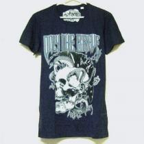 ◆DIESEL ◆ディーゼル コピー◆プリントTシャツ◆新品◆M◆-1