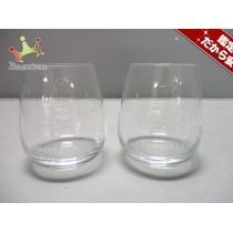 スーパーコピー Tiffany&Co.(ティファニー スーパー コピー) ペアグラス新品同様  タンブラー クリア ガラス-1