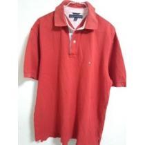 トミー 赤ポロシャツ-1