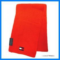 新品 即買■トミーヒルフィガー スーパー コピー マフラー H8C83203 800 オレンジ-1