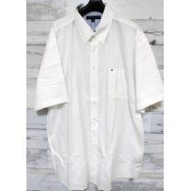 TommyHILFIGER コピークラッシックワンポイントシャツホワイト2XL-1