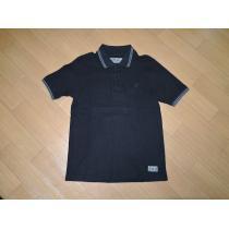 ネイバーフッド スーパーコピーNEIGHBORHOOD コピーラインポロシャツS黒FINKS-1
