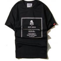 NHIZ Tシャツ 黒 Mサイズ izzue× NEIGHBORHOOD スーパーコピー-1