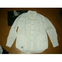 ネイバーフッド コピーNEIGHBORHOOD スーパーコピーストライプシャツ3白光沢薄手-1