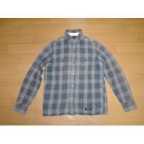 NEIGHBORHOOD コピーネイバーフッド スーパーコピーLOGGERチェックシャツS灰系-1