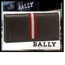 BALLY スーパーコピー TALIRO/271 6166473 長財布 チョコレート 48600円 偽物 新品-1