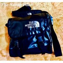 【The North FACE 】メッセンジャー ショルダーバッグ Black-1