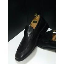 最値!イタリア製!バリーBALLY スーパーコピー高級本革レザーローファー 靴 25cm-1