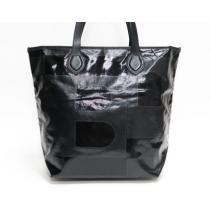 BALLY スーパーコピーバリー トートバッグ ロゴ柄 黒 良品 コピー品-1