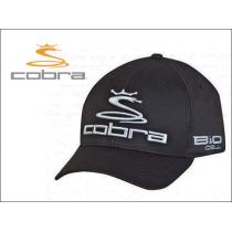 cobra キャップ(子供用) YOUTH PRO TOUR FLEXFIT CBRA2050-BLK-1