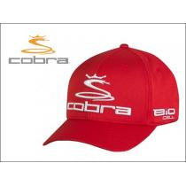 cobra キャップ(子供用) YOUTH PRO TOUR FLEXFIT CBRA2050-BRED-1