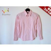 RalphLAUREN スーパー コピー(ラルフローレン スーパーコピー) 長袖シャツ7 メンズ美品  ピンク-1
