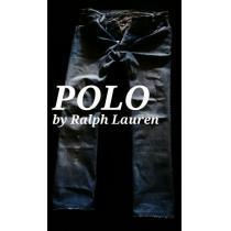 【POLO】ラルフローレン スーパー コピー Vintage Bootcut デストロイジーンズ 36/M.Wash-1