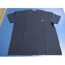 Polo by RalphLAUREN スーパーコピー/ポロ ラルフローレン ★ポロシャツ生地Tシャツ 紺色 サイズL-1