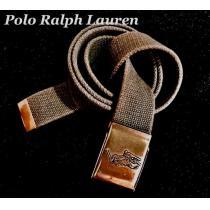 【Polo Ralph LAUREN スーパーコピー】ビッグポニー Vintage ミリタリーベルト-1