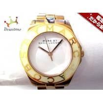 MARC BY MARC JACOBS コピー(マークジェイコブス スーパー コピー) 腕時計美品  MBM3075 メンズ 白-1
