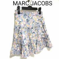 コピー MARC BY MARC JACOBS コピー フレアスカート 総柄 スカート-1