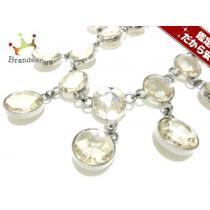 MIUMIU スーパー コピー(ミュウミュウ スーパー コピー) ネックレス美品  金属素材×プラスチック×化学繊維-1