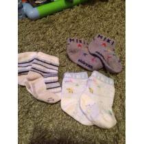 ミキハウス コピー、コムサ、ベビー用靴下セットuesd-1