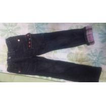 ダブルBジーンズ。美品110cm-1