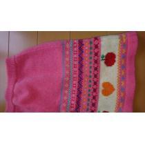 女の子 秋冬スカート ミキハウス スーパーコピー サイズ120 未使用 送料無料-1